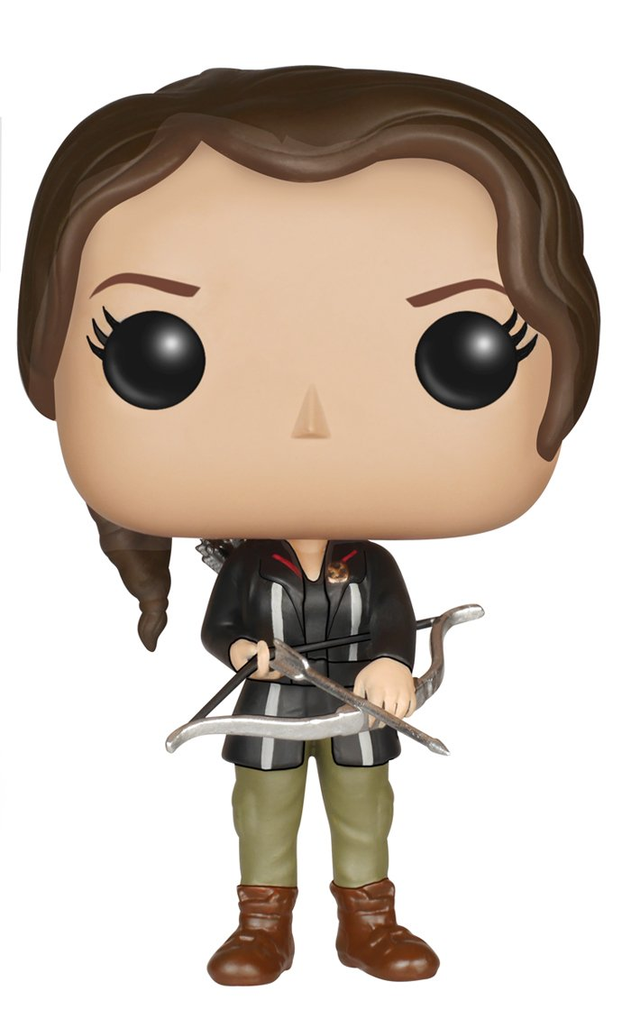 Funko Pop - The Hunger Games - Katniss EGrünen Fig.