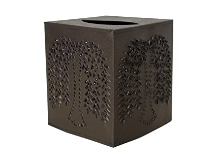 Amazon Tissue Box Holder Decorative Tissue Box Cover Rustic Beauteous Decorative Kleenex Box Covers