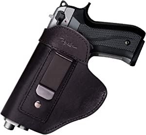 Best Leather IWB Holsters Reviews