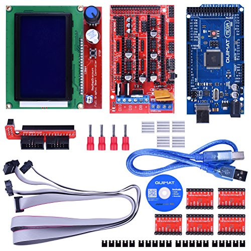 Quimat Printer Controller Arduino Upgraded