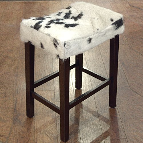 Cowhide Stool Amazon Com