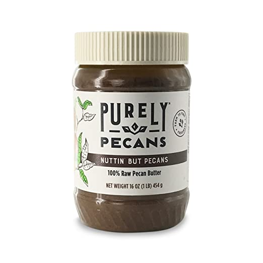 RAW Pecan Butter- CLEAN LABEL!