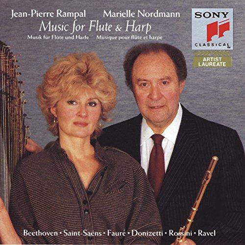 Music for Flute & Harp (Harp Flute Music)