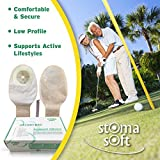 Stoma Soft One Piece Drainable Ostomy Colostomy