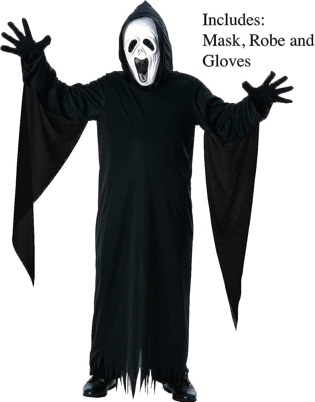 Rubies 881021 M - Disfraz de fantasma para niño (5 años) (talla M ...