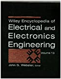 Encyclopedia of Electrical and Electronics Engineering, Webster, 0471139548