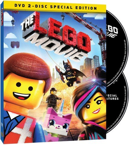 - The LEGO Movie (DVD) Special Edition