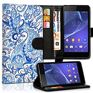 Wallet Wicostar–Funda Case Funda Carcasa diseño Funda para Samsung Galaxy S6Edge SM–sm-g925–Diseño Flip mvd110