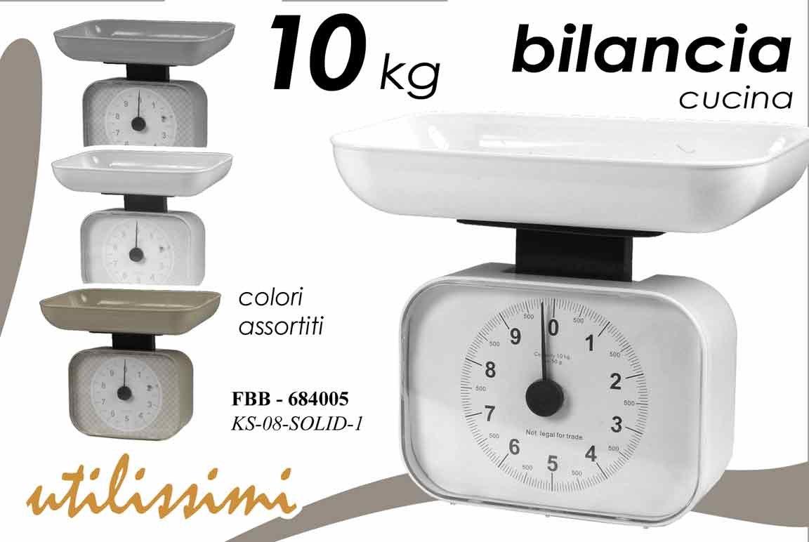 Báscula analógica de cocina 10 kg utilissimi Varios colores ...