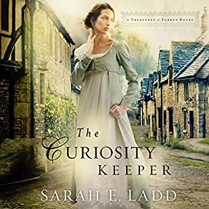 The Curiosity Keeper Audiobook