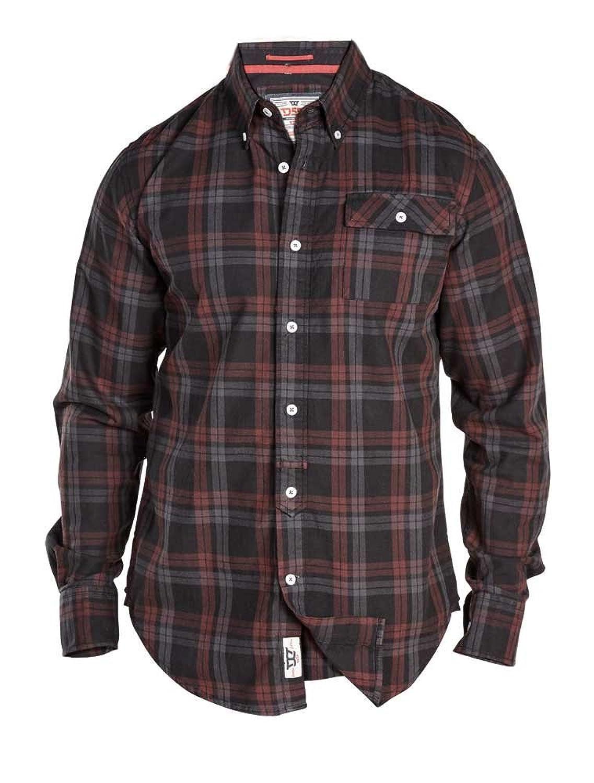 D555 Hubert Check Shirt