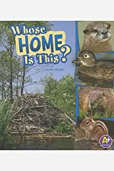 Whose Home Is This? (Nature Starts) Paperback