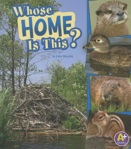 Whose Home Is This? (Nature Starts) pdf epub