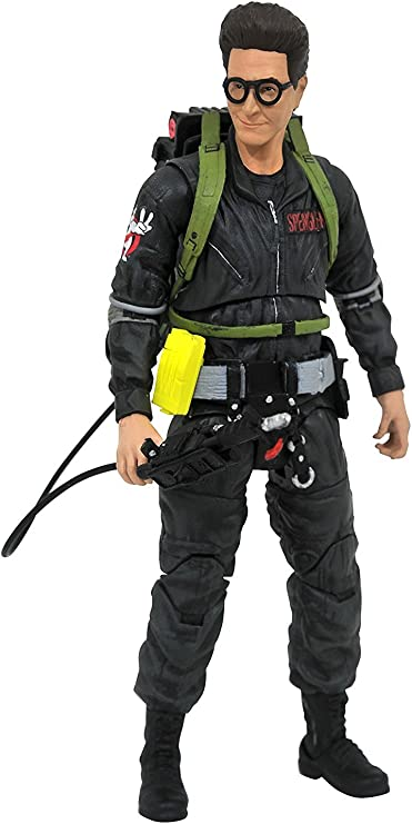 Louis Tully Action Figure Diamond Select Toys Ghostbusters 2 Select