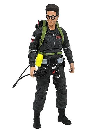 Ghostbusters AUG178697 2 Sélectionnez Série 7 Winston Zeddemore Action Figure