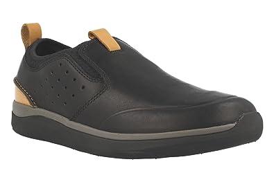Slip Schwarz Schuhe Black 26132422 Clarks 41 Garratt x6g0vqxwp