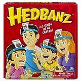 SpinMaster Juego de Mesa HedBanz Familia, Nueva Version
