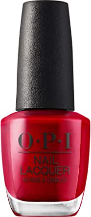 OPI Nail Polish, Red Shades