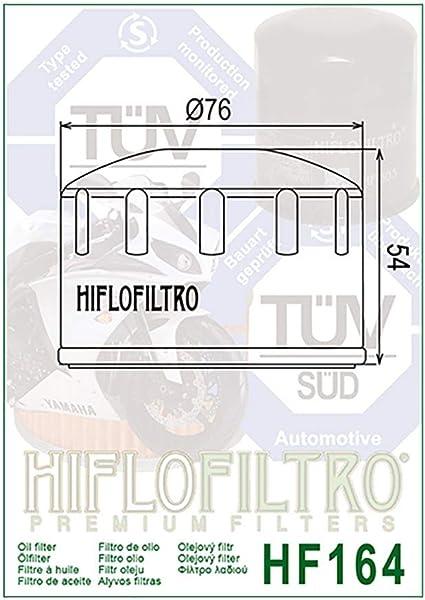 /Ölfilter Hiflo Schwarz R 1200 RT K26 05-14