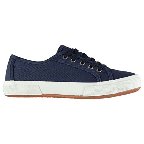 Soulcal Mujer Laguna Zapatillas Deportivas De Lona Azul Marino EU 38 (UK 5): Amazon.es: Zapatos y complementos