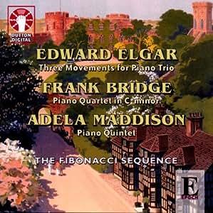 ELGAR. Piano Trio. Fibonacci Sequence