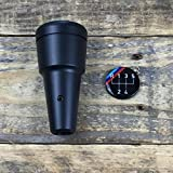 Condor Weighted Shorty Shift Knob with 5spd MTECH Cap