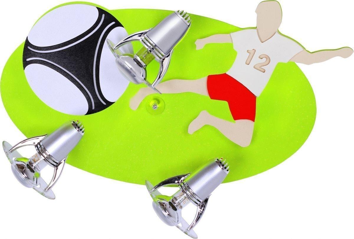 FOOTBALL PIII Deckenlampe Deckenleuchte Kinderzimmerleuchte Kinderzimmerlampe