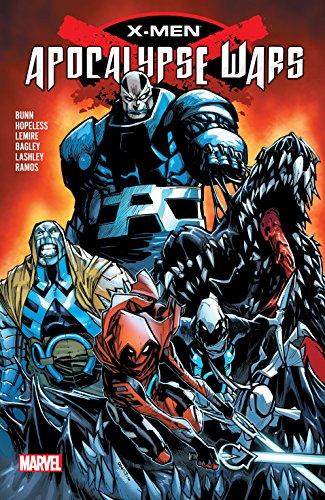 X-Men: Apocalypse Wars (X Men Four Horsemen Of The Apocalypse)