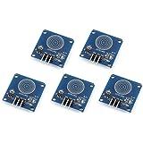 WINGONEER Fai da te 5PCS TTP223B capacitivo sensore digitale touch Switch Module per Arduino