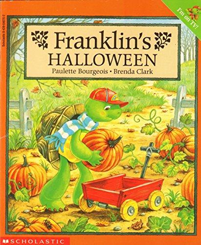 Franklin's Halloween (Esl Halloween Quiz)