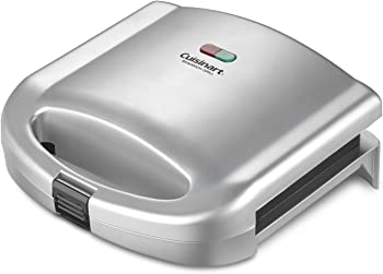 Cuisinart WM-SW2N Dual-Sandwich Nonstick Electric Grill