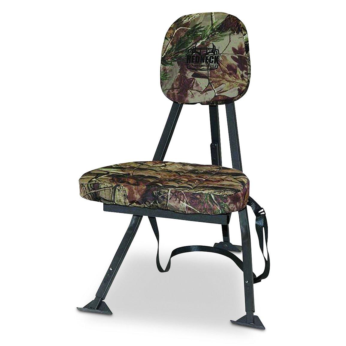 REDNEK Redneck Blinds Portable Hunting Chair by REDNEK