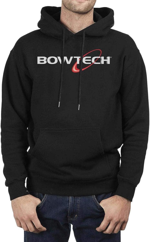 Bowtech-Archery-Logo Sweatshirts for Men Active Shirt Sweatshirt Classics Pullover Hoodie