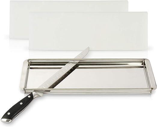 Amazon.com: Kit de cortador de carne de vacuno avanzado ...