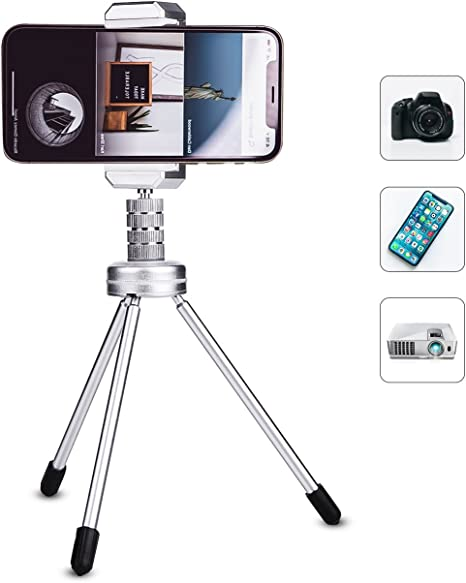 Universal portátil ligero trípode soporte móvil cámara monopies