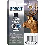 Epson original - Epson WorkForce WF-7525 (T1301 / C13T13014012) - Tintenpatrone schwarz - 945 Seiten - 25,4ml