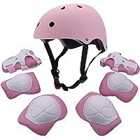 Conjunto protector deportivo para jóvenes de F&U, codera, rodillera, muñequera, almohadilla de seguridad, protector para…