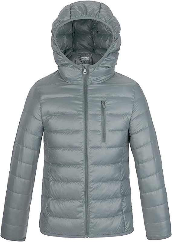 Free Amazon Promo Code 2020 for Boys Ultra Lightweight Packable Down Jacket