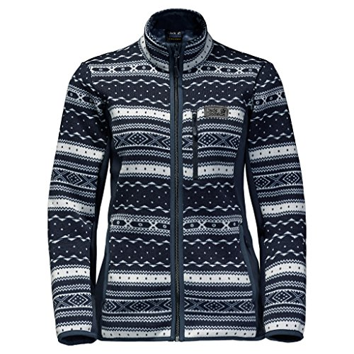 Jack Wolfskin Shackleton Flex Women azul noche (night blue)