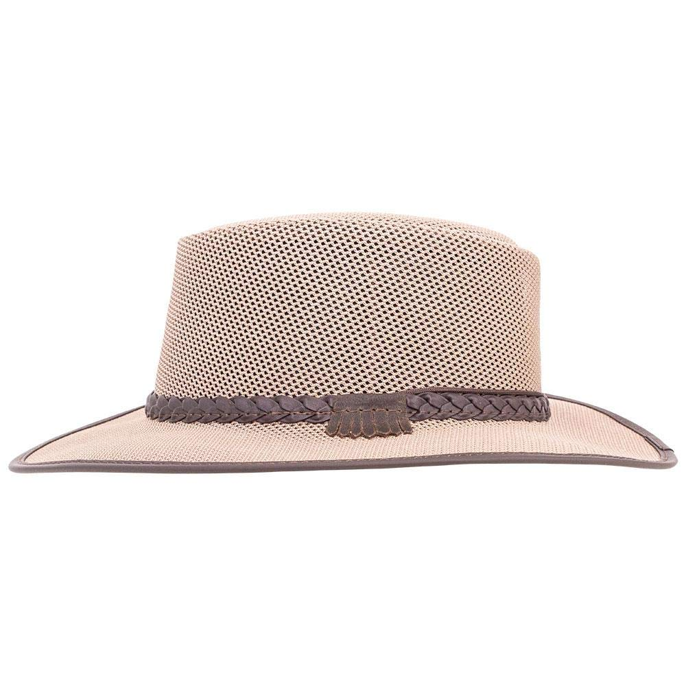 SOLAIR HATS Soaker by American Hat Makers - Sand, X-Large by SOLAIR HATS (Image #4)