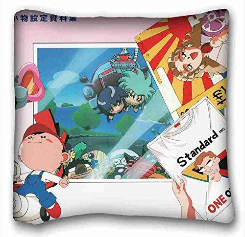 Custom Striker - Custom ( Anime Magical Girl Lyrical Nanoha Strikers ) Pillow Covers Bedding Accessories Size 16