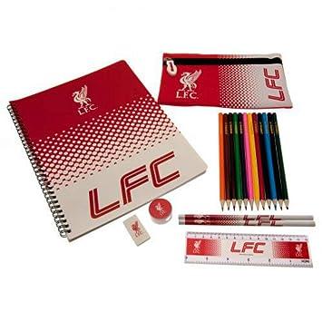 Liverpool FC Fútbol Oficial Regalo Ultimate Set de papelería - Un Gran  Navidad Regalo de cumpleaños Idea para Hombres y niños  Amazon.es  Deportes  y aire ... fa224d683891c