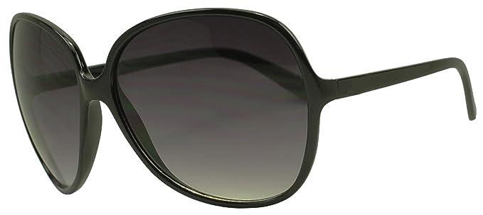 womens designer glasses csxv  New Retro Vintage Style Big Large Oversized Womens Designer Sunglasses  Black