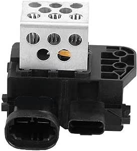 Resistor de retransmisión del ventilador del radiador Aramox ...