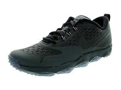 Nike Men's Zoom Hypercross Tr Black/Black/Anthracite Training Shoe 11 Men US
