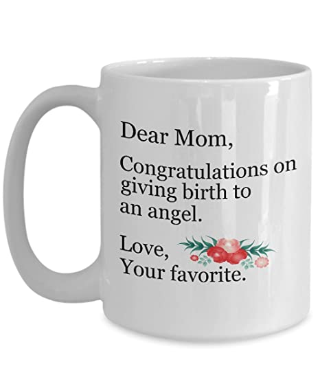 Mothers Day Gifts From Son Daughter Dear Mom Mug Best Cheap Birthday Under 20