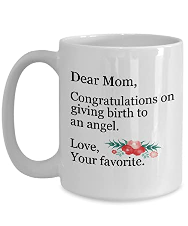 Amazon Mothers Day Gifts From Son Daughter Dear Mom Mug Best