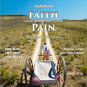 Faith Greater than Pain Audiobook