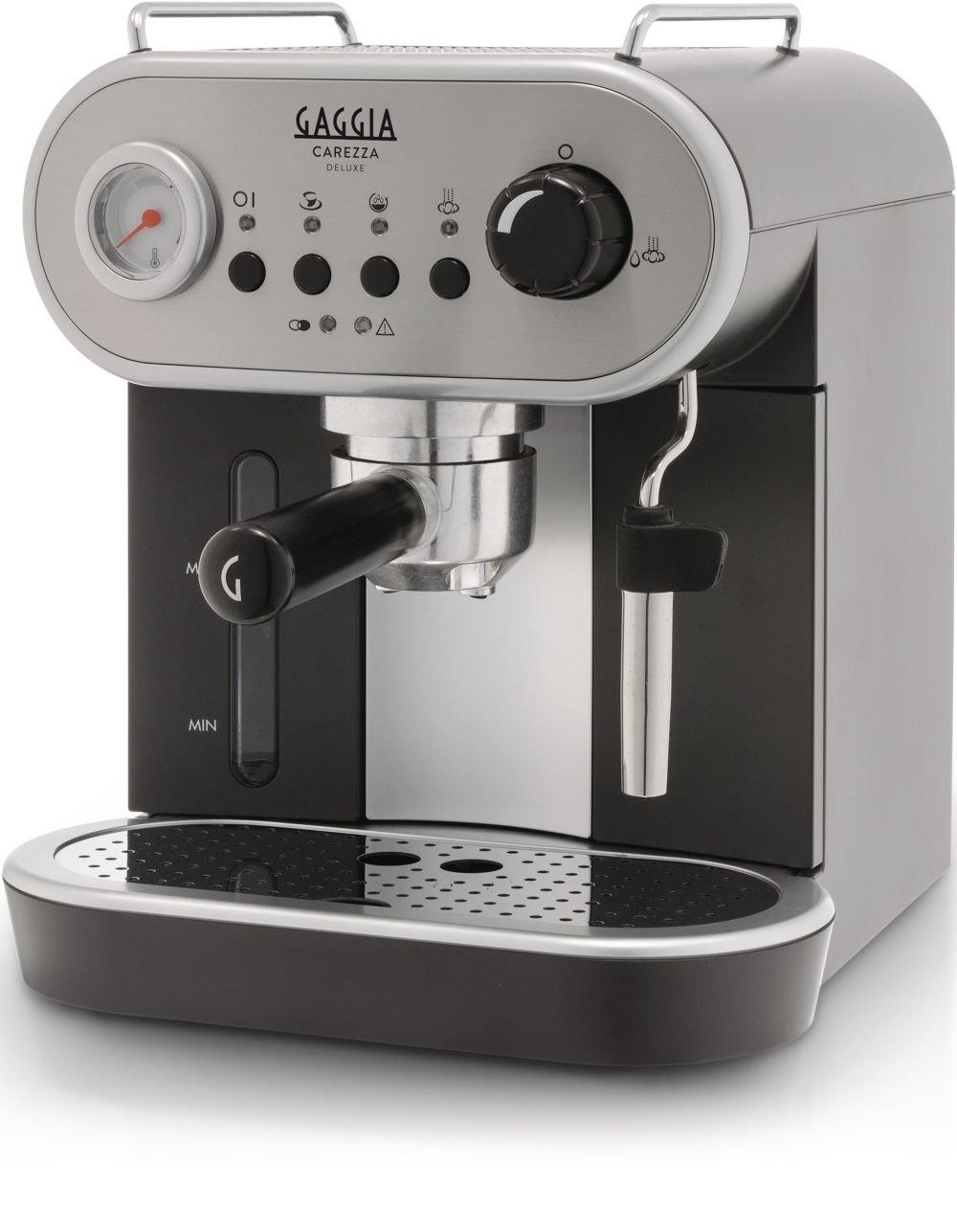 Gaggia Carezza Deluxe Espresso coffee Machine - RI8525/08 by Gaggia