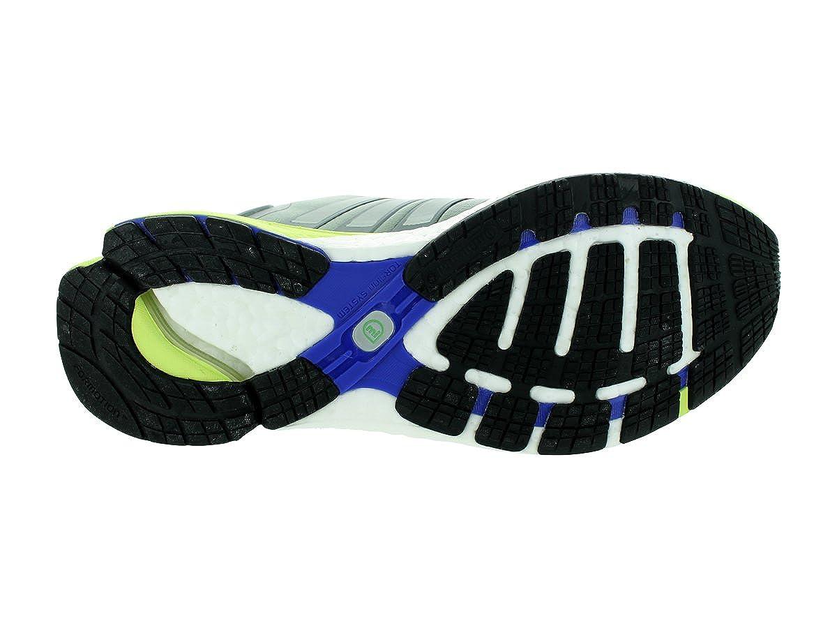 Adidas Adidas Adidas Adistar Boost-W ESM Hellgrau Lime Grün Laufschuh 5 US 3c5e73